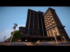 minecraft real modern hotel youtube