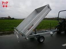pkw anhänger kipper 2000 kg pongratz rk 2300 15 g al alu r 252 ckw 228 rtskipper 1500 kg