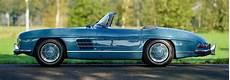 Mercedes 300 Sl Roadster 1957 Classicargarage De