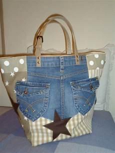 tuto sac avec vieux jean sac a avec un vieux jean