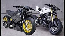 2015 Honda Grom 125 Custom Streetfighter Superbike