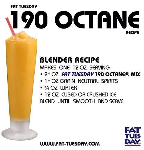 190 Octane