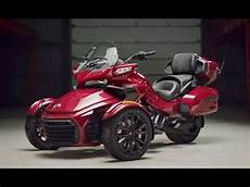 2018 Can Am Spyder F3 Limited Promo