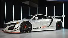 honda nsx gt3 2017 acura nsx gt3 races into new york live photos and