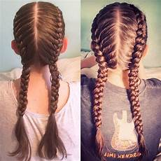 Difference Between Braids And Plaits Hair