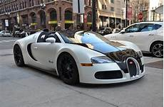 Bugatti Price 2010 by Used 2010 Bugatti Veyron Blanc Noir Grand Sport For Sale
