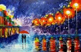 17 Best Images About RAIN Paintings On Pinterest  Parks