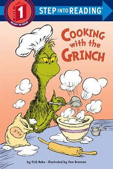 Grinch Malvorlagen Novel Step Into Reading Cooking With The Grinch Dr Seuss