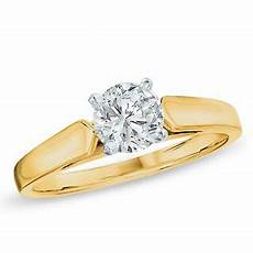 0 20 ct diamond solitaire crown royal engagement ring in