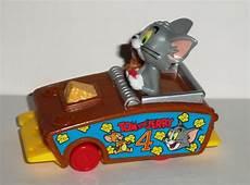Wendys 1999 Cartoon Network Wacky Racing Tom & Jerry