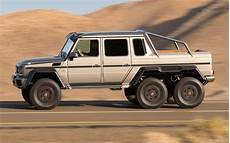 mercedes g 6x6 mercedes g63 amg 6x6 priced from 511 000