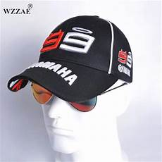 wzzae 2017 newest f1 moto gp jorge lorenzo embroidery 99 yamaha cap motorcycle racing baseball