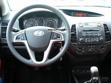 2009 Hyundai I20 Comfort 1 4 L Rote Ausstattung