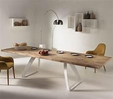 tavoli soggiorno legno tavolo allungabile in legno da pranzo cucina soggiorno