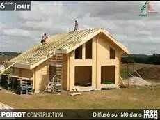maison en bois kit construction d une maison bois en kit