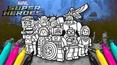 lego marvel superheroes 2 coloring book new