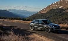 2018 Porsche Macan Exterior Design And Dimensions Review
