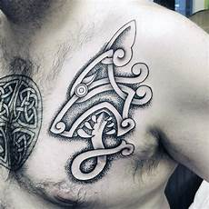 50 celtic wolf designs for knotwork ink ideas