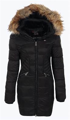 Geographical Damen Winter Mantel Jacke Coat Parka