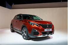 Reveal Of The Peugeot 3008 Refreshing Change