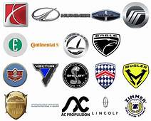 List Of All American Car Brands Manufacturers