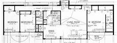 earth berm house plans retro style house plan 26601 with 3 bed 2 bath earth