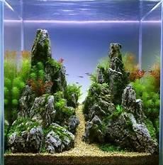 Contoh Tebing Air Terjun Aquascape