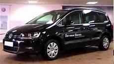New Volkswagen Sharan Comfortline 2 0 Tdi 2011 Black