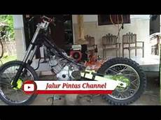 Mx Modif Trail by Modifikasi Jupiter Mx Trail