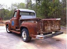 purchase new 55 ford f100 truck with incredible patina original rolling chassis in