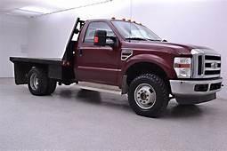 2009 Ford F350 SuperDuty DRW 4x4 Flat Bed Farm Truck 64