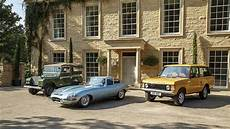 Jaguar Land Rover Classic Reborn And Remarkable