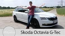 2018 Skoda Octavia Combi G Tec Fahrbericht Die Cng