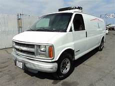 car engine repair manual 2001 chevrolet express 3500 engine control purchase used 2001 chevrolet express 3500 base extended cargo van 3 door 5 7l no reserve in