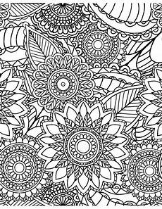 calming patterns for adults who color live your in
