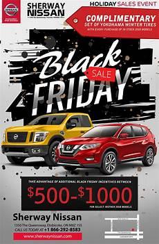 Black Friday Sale Sherway Nissan