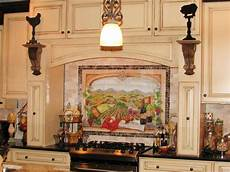 Kitchen Tile Murals Tile Backsplashes Backsplash Tile Murals Custom Made Products
