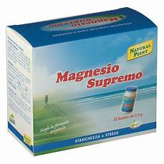 magnesio supremo miglior prezzo magnesio supremo 174 bustine shop farmacia it