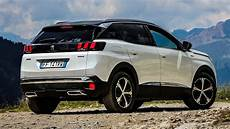 2019 peugeot 3008 suv road driving