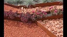 Tuto Posez Vos Bordures De Jardin Souples Acier Corten