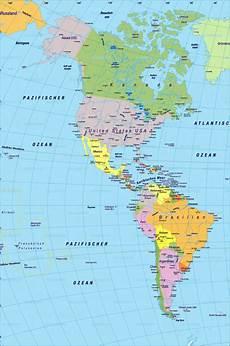 Karte Amerika Voll Ims Langwies