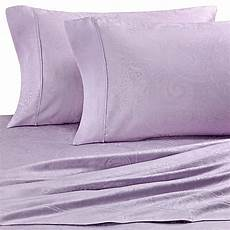 eucalyptus origins jacquard california king sheet in purple bed bath beyond