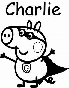 Coloriage A Imprimer Peppa Pig Dessina Peppa Pig Coloring Pages Free Photos