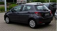File Toyota Yaris 1 0 Vvt I Cool Xp130 Heckansicht 18