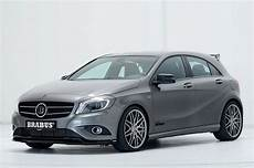 2013 Mercedes A 220 Cdi By Brabus Picture 505006