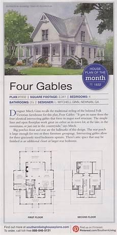 quot four gables quot house plan slight modification needed for