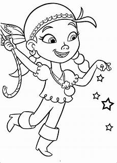 jake and the never land coloring pages to