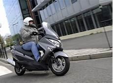 Essai Du Suzuki 125 Burgman Abs Photo 20 L Argus