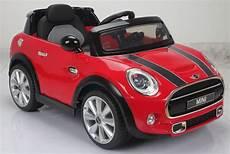 12v mini cooper s kinder elektro auto rot kinderauto