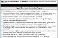 free silverscript prior prescription rx authorization form pdf